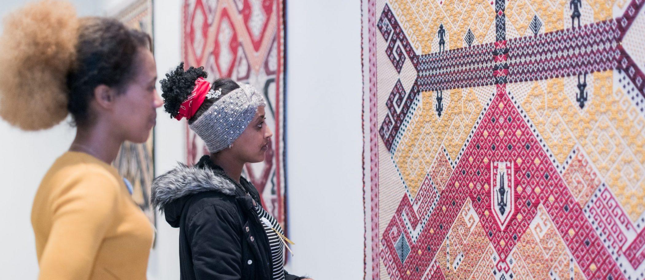 Cultural Threads. Foto: Tommy de Lange