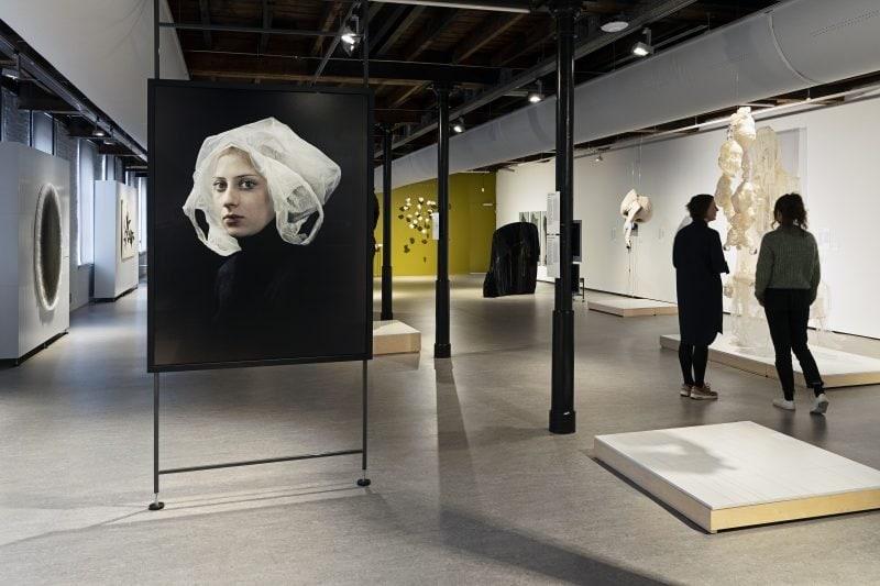 Zaalopname Black & White. Foto Josefina Eikenaar