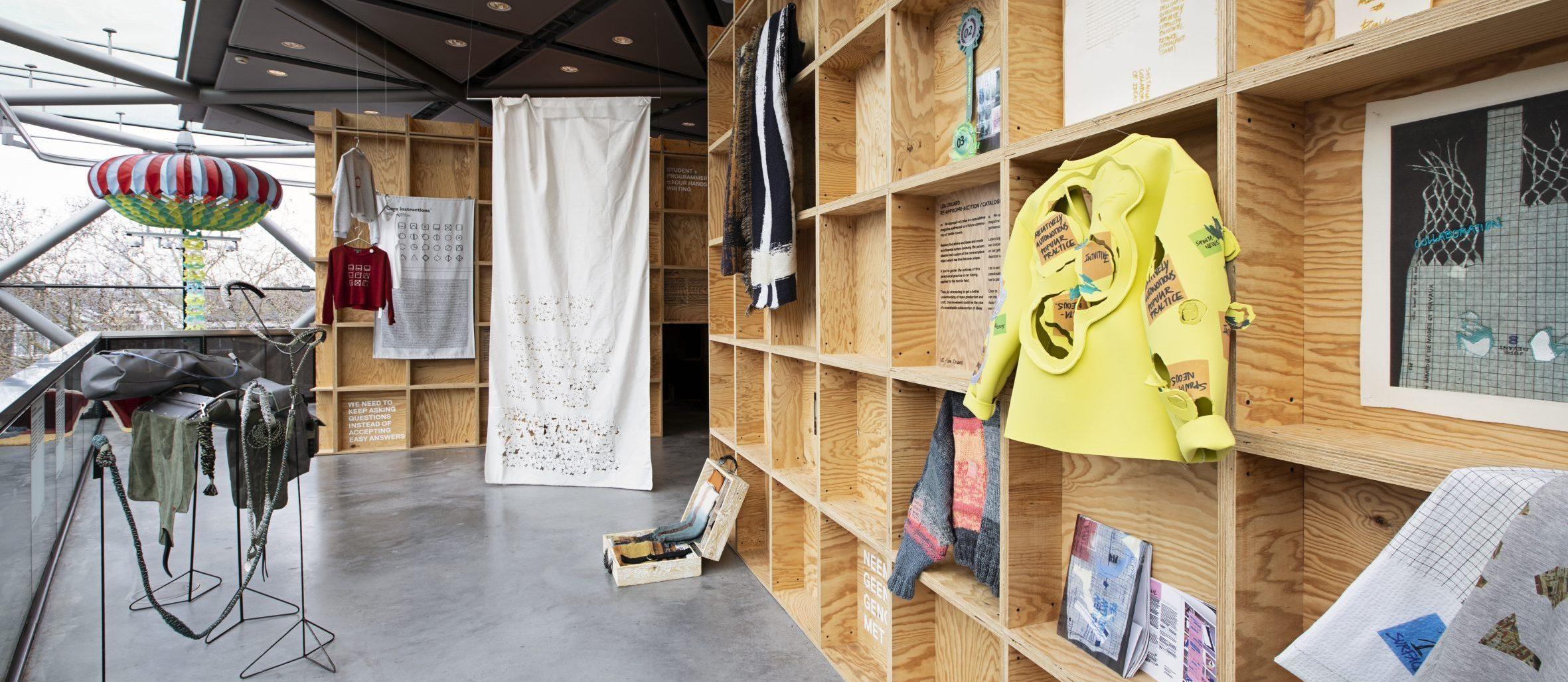 Minor Design Academy Eidhoven. Foto: Josefina Eikenaar