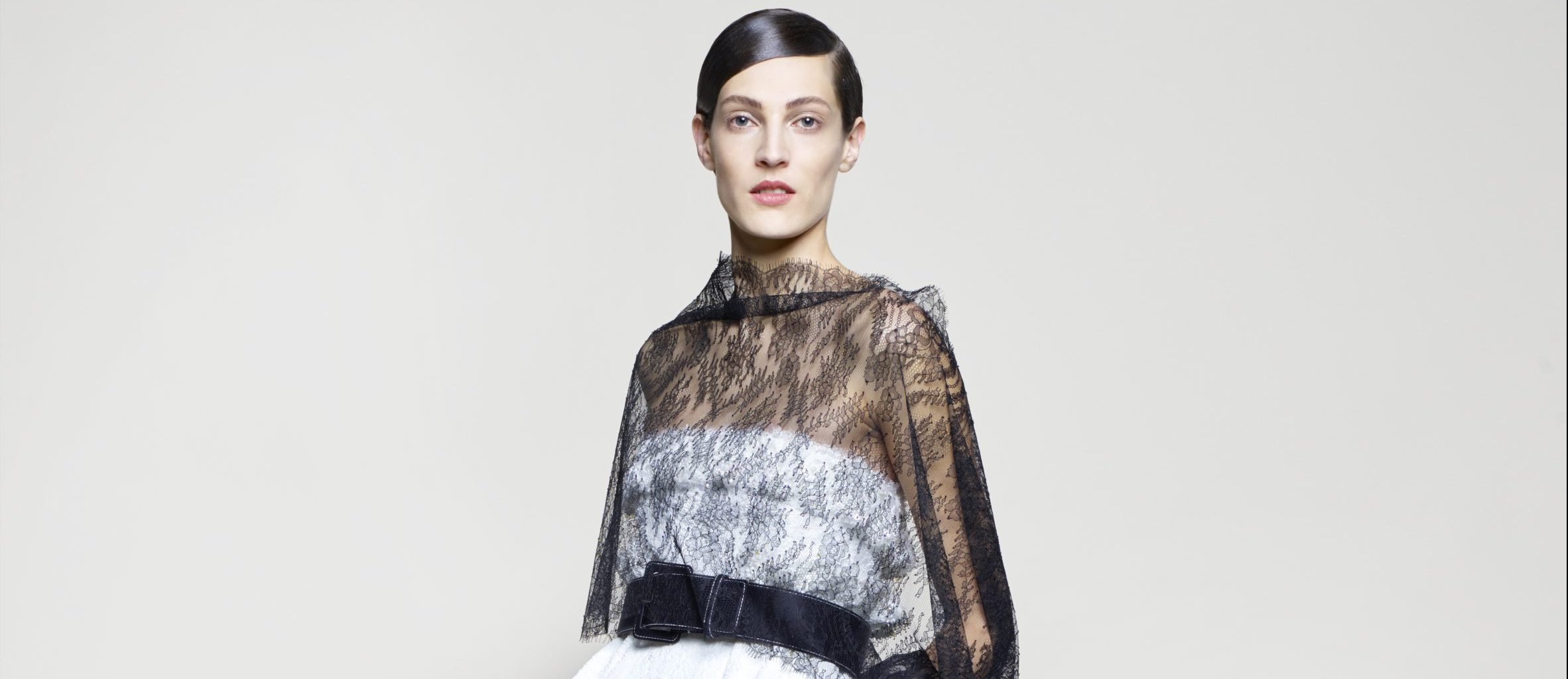 Campagnebeeld Art of Lace - Chanel