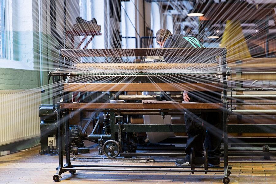 wollendekenfabriek textielmuseum