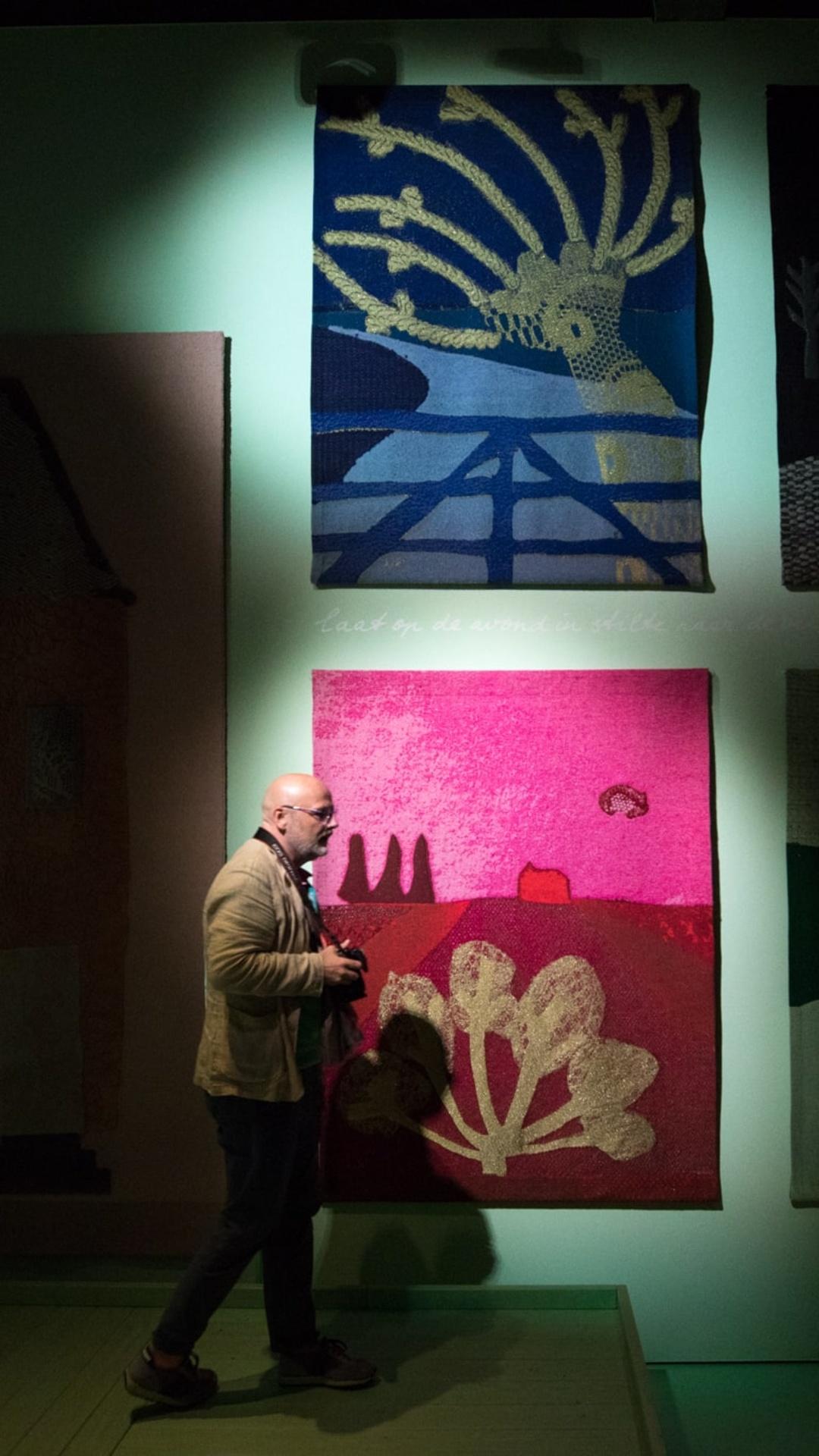 Zaaloverzicht tentoonstelling. Foto: William van der Voort.