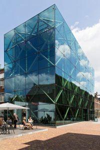 vooraanzicht TextielMuseum